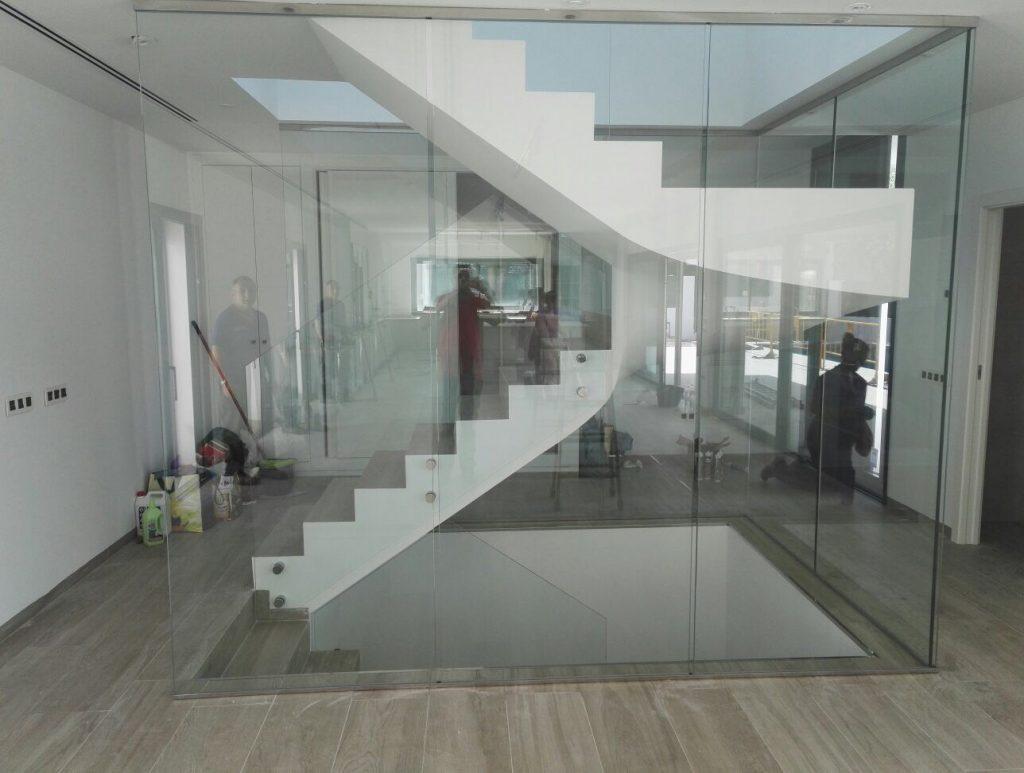 Barandillas para escaleras de interior beautiful - Barandillas de forja para escaleras de interior ...