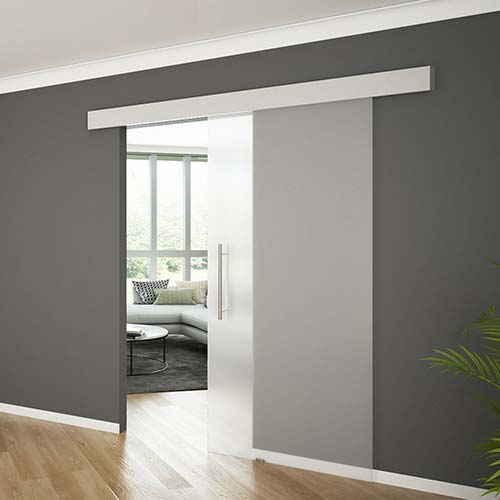 Una puerta de cristal para cada necesidad 4 ideas para - Convertir puerta en corredera ...